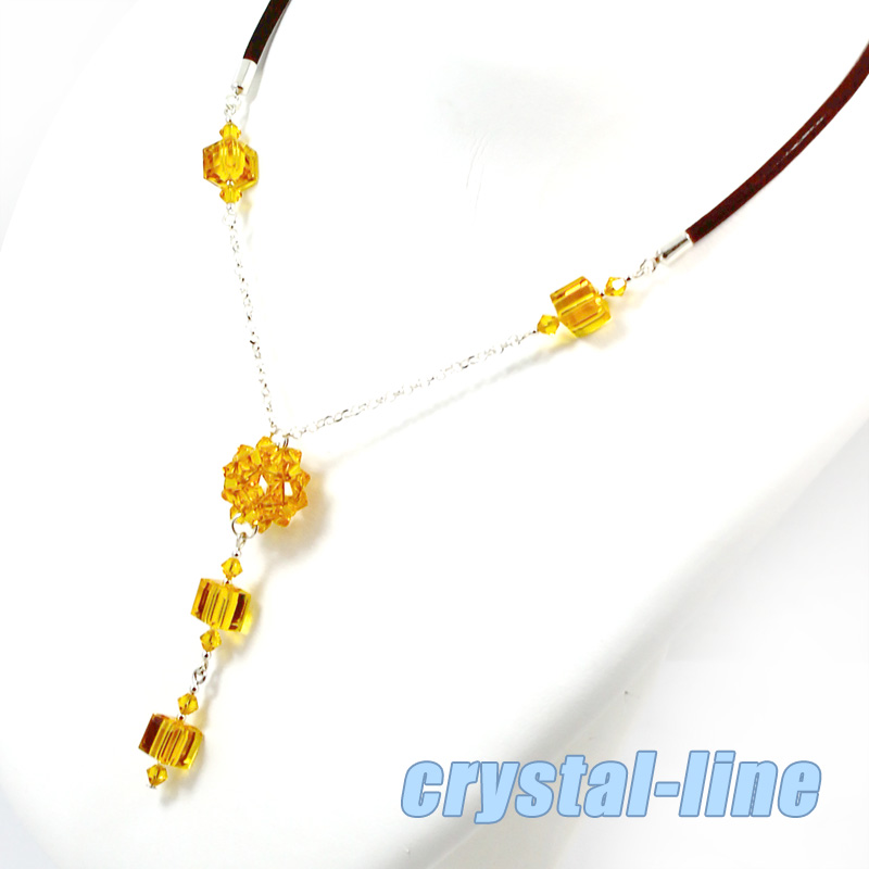 hub-elong-naszyjnik-crystal-line-sunflower
